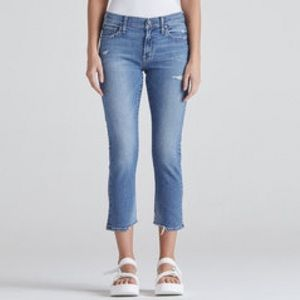 Edwin Jamie Crop Straight Leg Jeans | 28